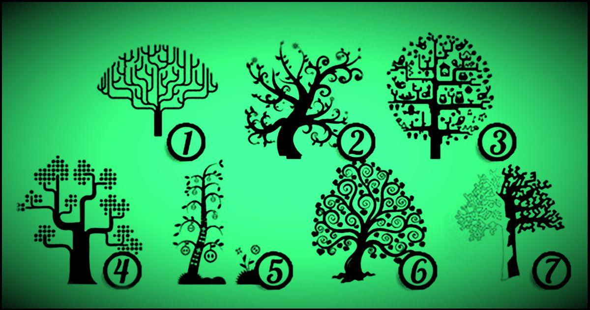 Психологический тест дерево