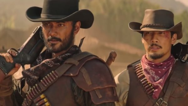 Анекдот: два ковбои